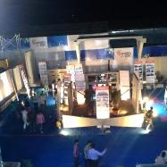 PIIPL Constro stall under lights