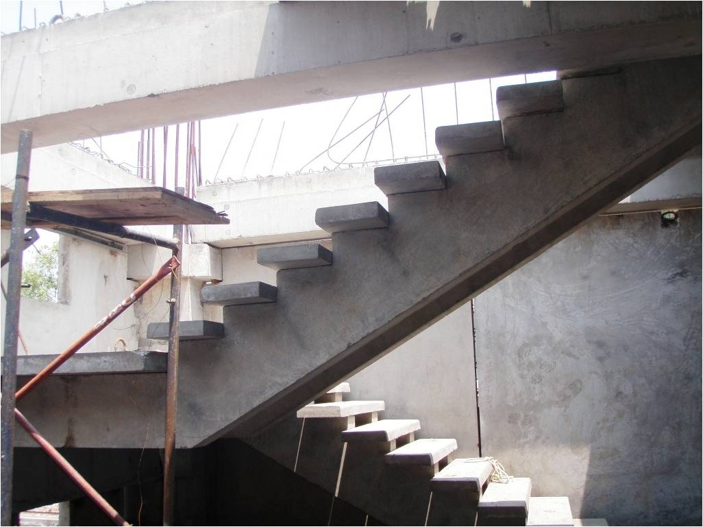 Precast Staircases Precast India Infrastructures Pvt Ltd