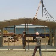 Modular hutment units