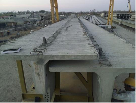 Single T Slab Precast India Infrastructures Pvt Ltd